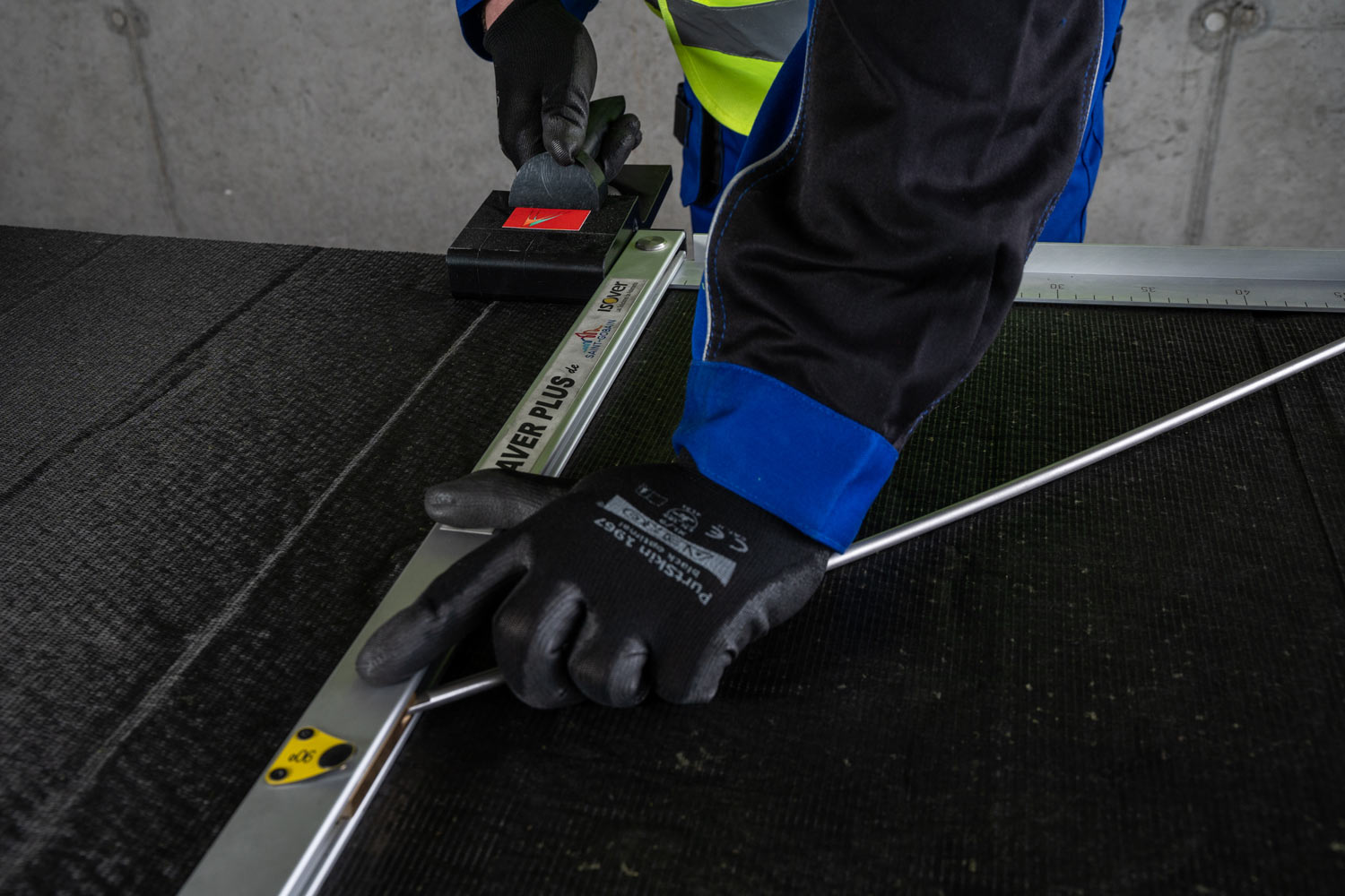 Make a stepped groove with CLIMAVER® tool